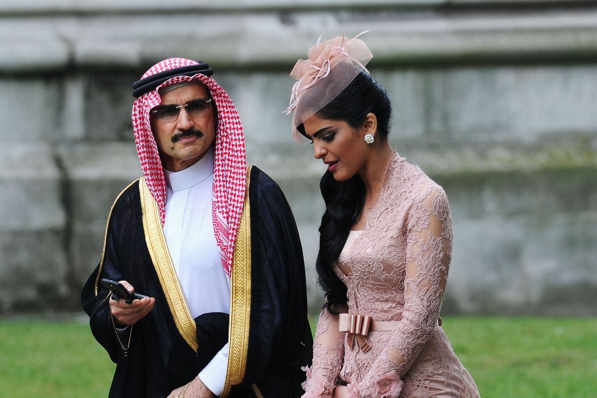 Saudi Arabia announces arrest of billionaire Prince Alwaleed