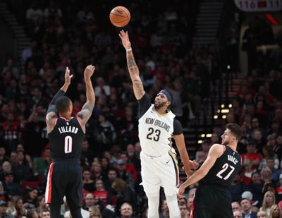 usa today 10367326 - Every NBA team's possible trade offer for Anthony Davis, ranked