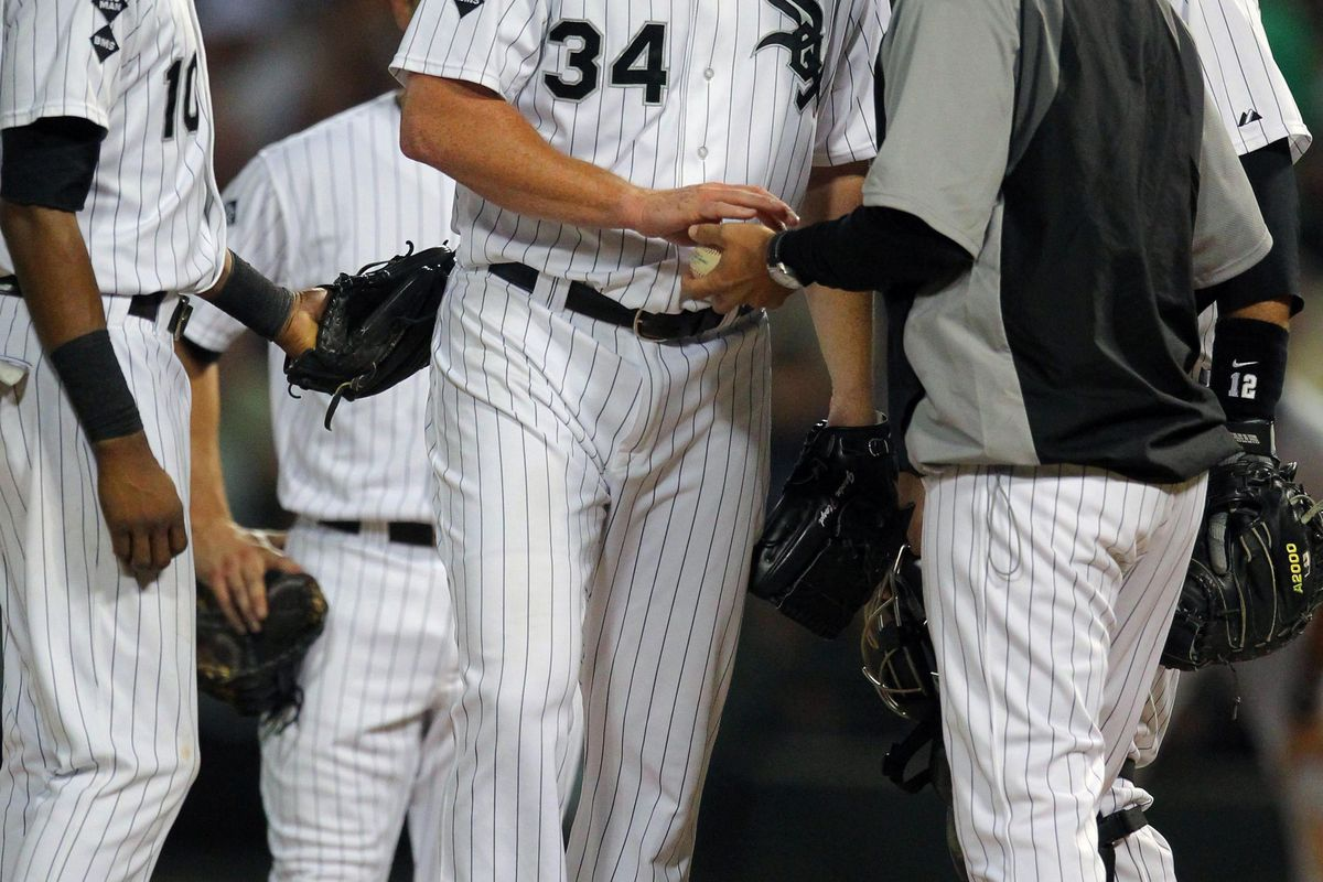 Robin Ventura's plate is full with complicated cases like Gavin Floyd. Too full, maybe.