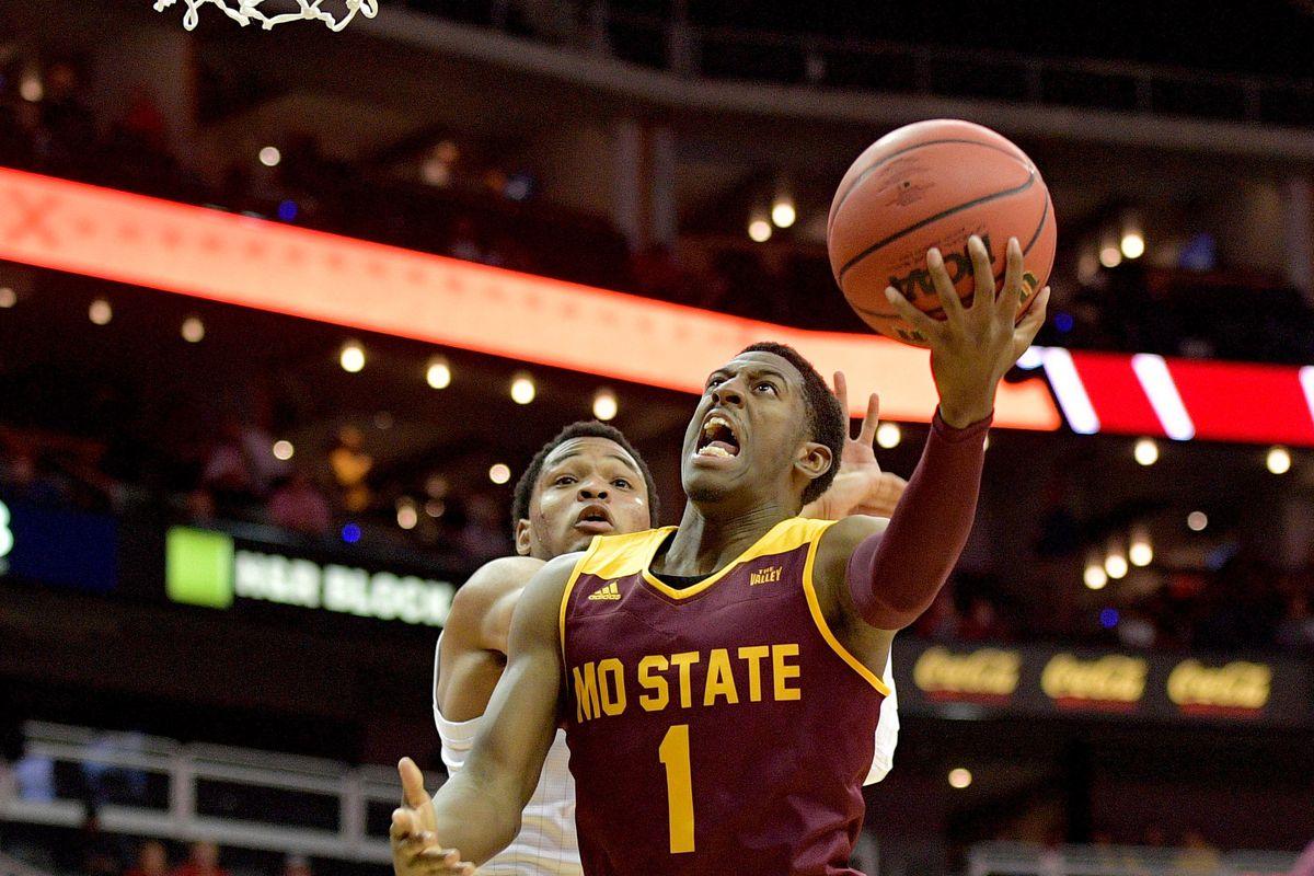 NCAA Basketball: Hall of Fame Classic-Missouri State at Nebraska