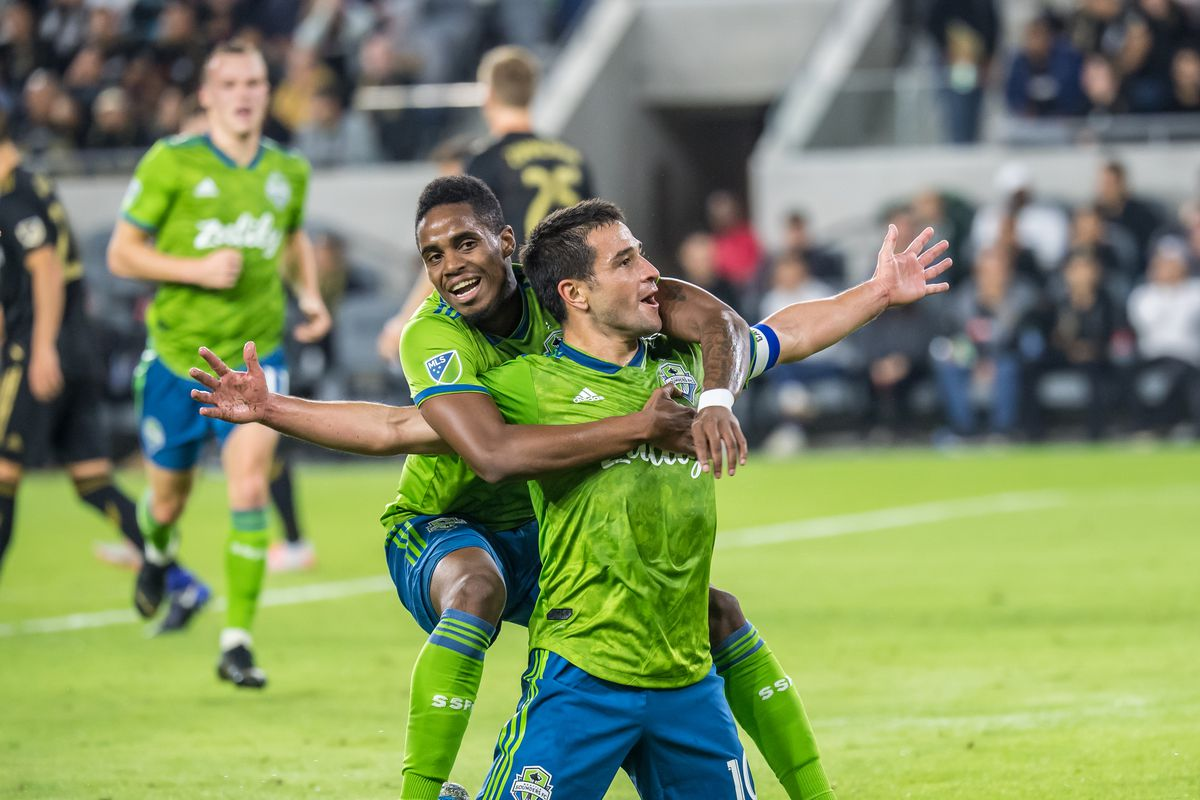 Seattle Sounders v Los Angeles FC - Western Conference Final