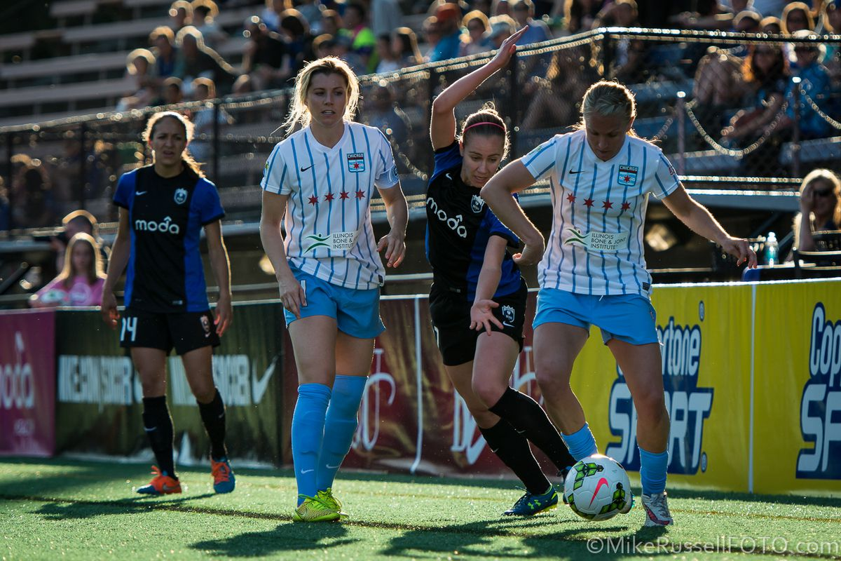 Seattle Reign vs. Chicago Red Stars: Photos