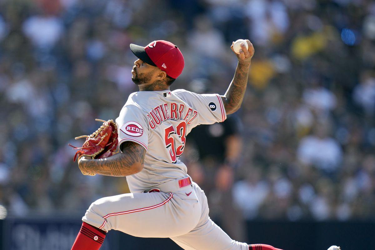 MLB: Cincinnati Reds at San Diego Padres