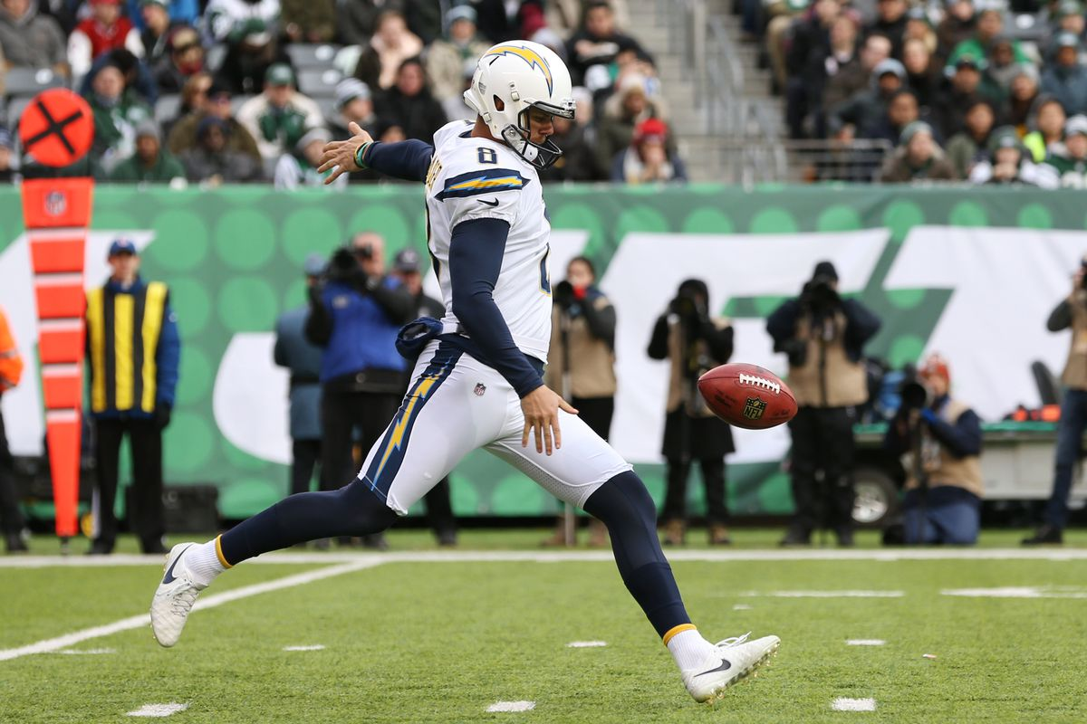 Los Angeles Chargers v New York Jets