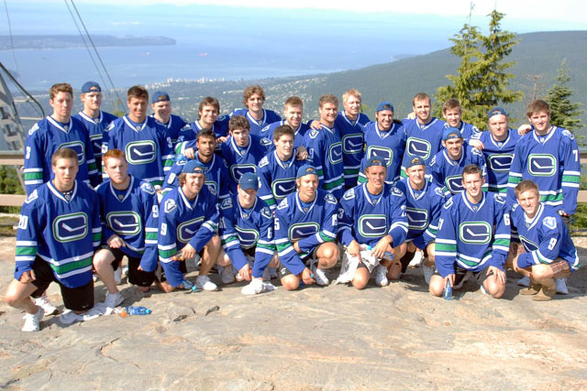 We're the best. We're the beautiful. We're the only...Canucks Prospects.
