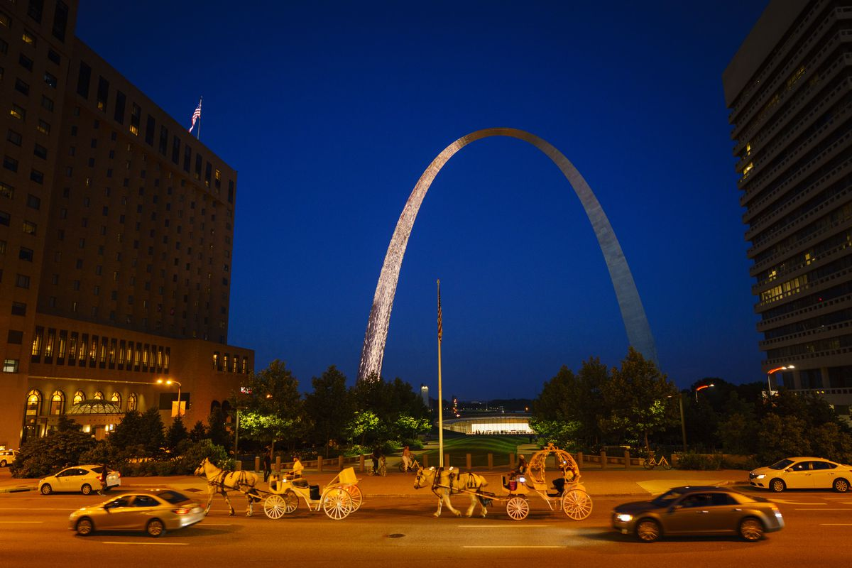 St. Louis Travel Highlights