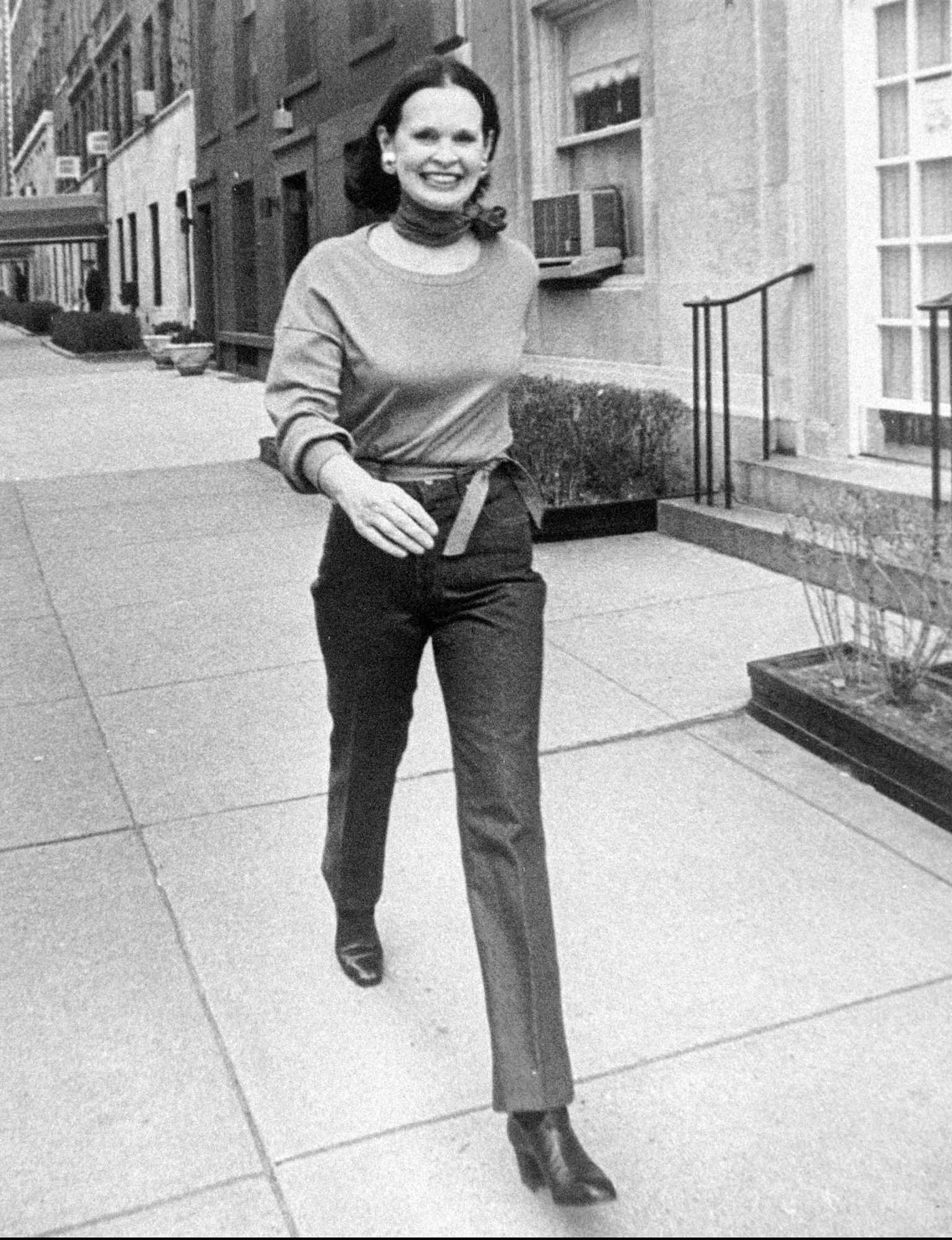 Gloria Vanderbilt has died at 95 - Chicago Sun-Times