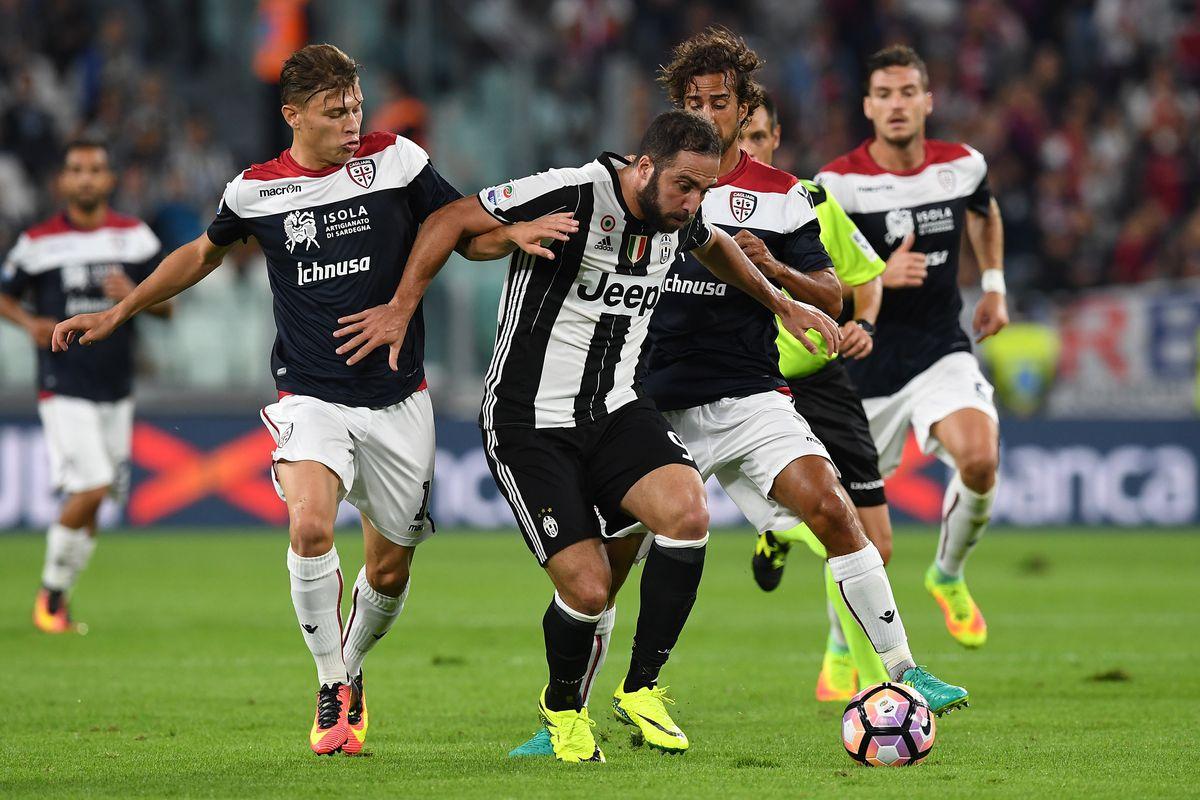 Kết quả hình ảnh cho Juventus vs Cagliari preview