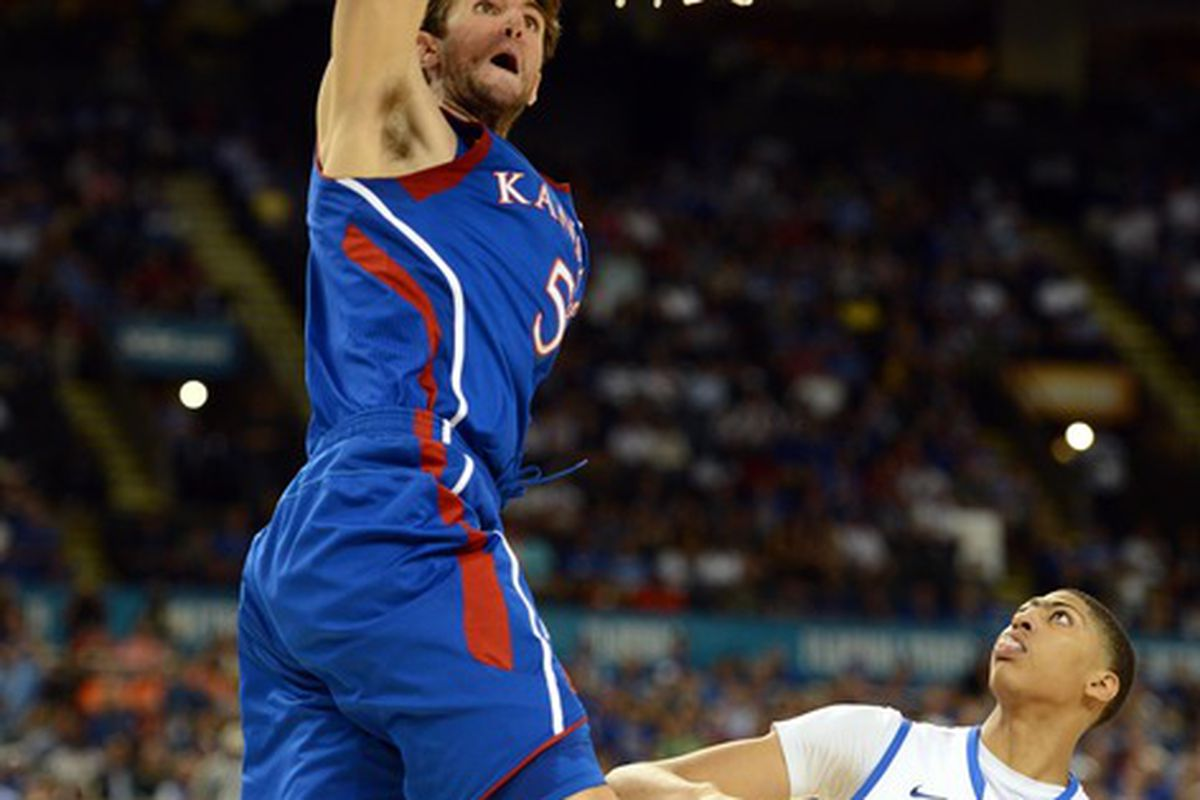 Arizona handled Jeff Withey's transfer similarly to Bo Ryan's management of Jarrod Uthoff, and it turned out fine. Credit: Bob Donnan-US PRESSWIRE