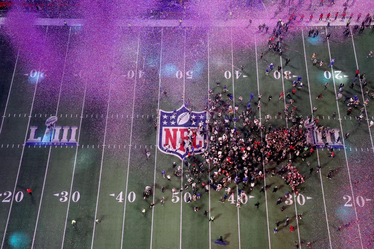 Super Bowl 2019 coverage  New England Patriots vs. Los Angeles Rams ... 650793985