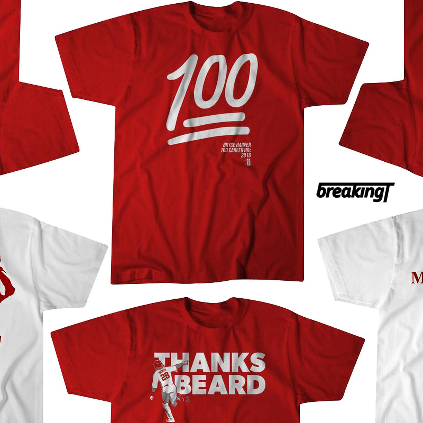 the best attitude f9f18 012dc Washington Nationals-themed holiday t-shirt sale from ...