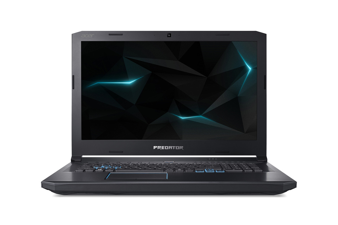 acer s new predator helios 500 is a 17 3 inch gaming laptop with intel s best chips