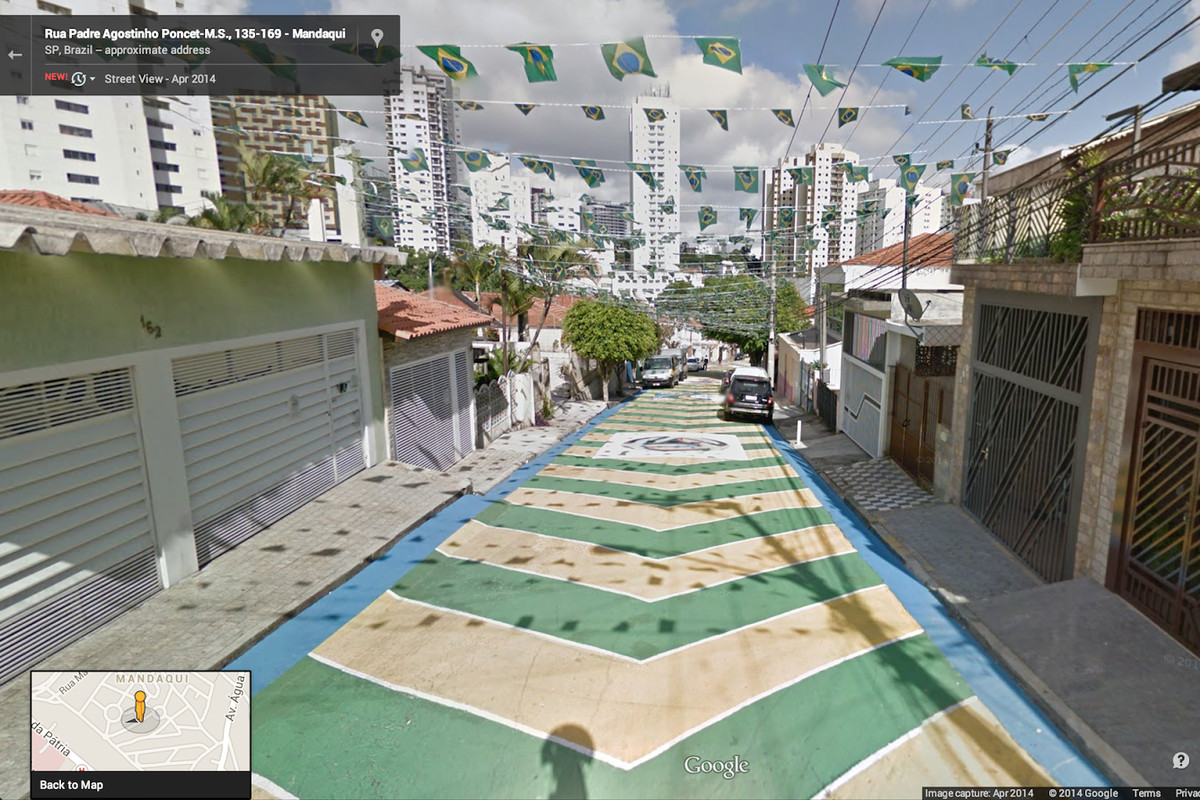 Google puts all 12 world cup stadiums other parts of brazil in google puts all 12 world cup stadiums other parts of brazil in street view gumiabroncs Gallery