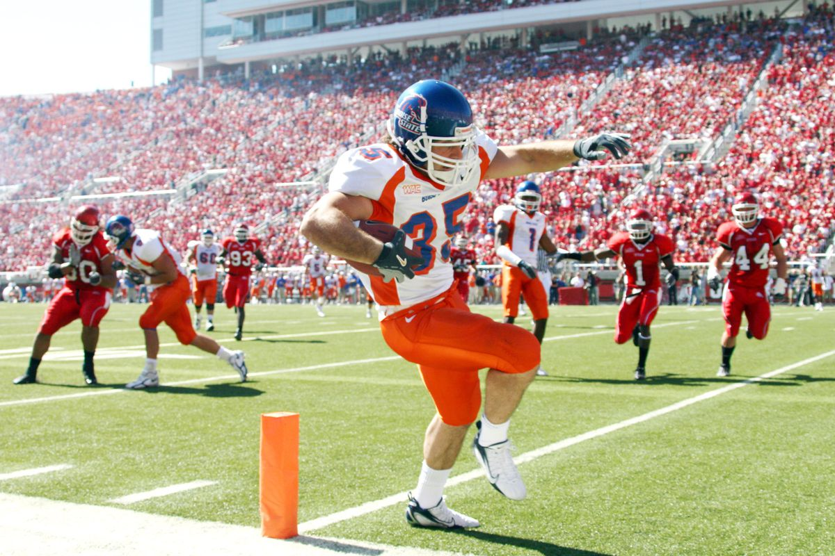 Boise State Broncos v Utah Utes