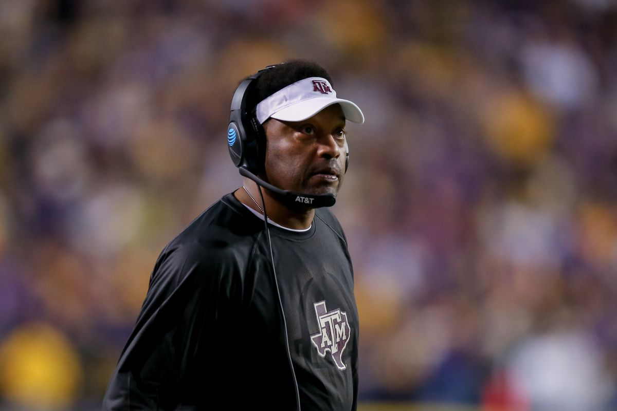 Kevin Sumlin Will Be The Next Head Coach At Arizona
