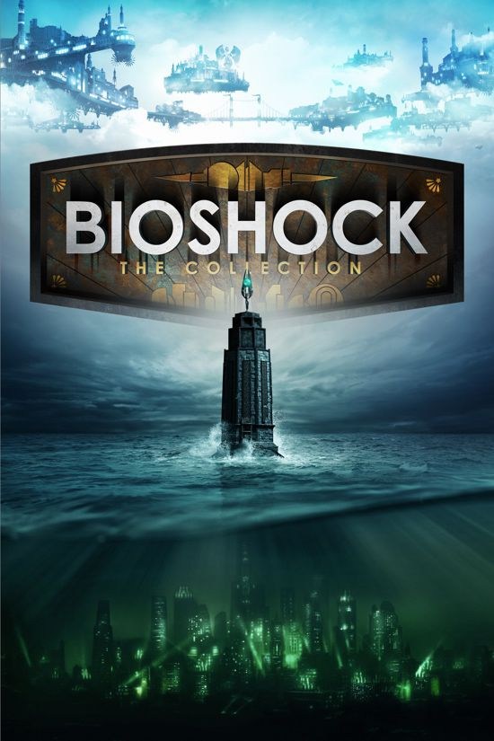BioShock: The Collection art