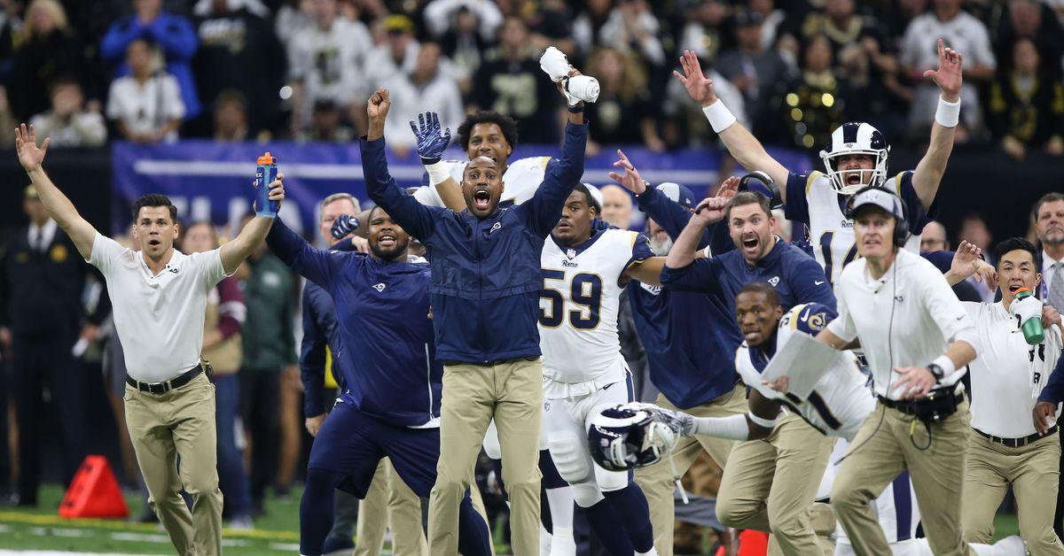 Rams hope to avoid Super Bowl Hangover in Week 2