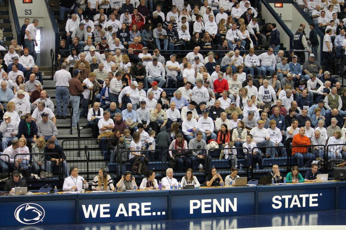 Welcome to a (somewhat) white-d out Rec Hall