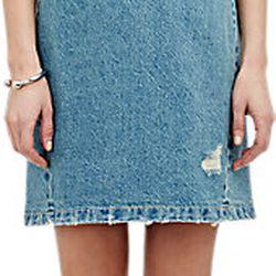 """Sea eyelet yoke shift dress, <a href=""""http://www.barneys.com/sea-eyelet-yoke-shift-dress-503853524.html#prefn1=onSale&sz=48&start=233&prefv1=Sale"""">$99</a> (from $395)"""