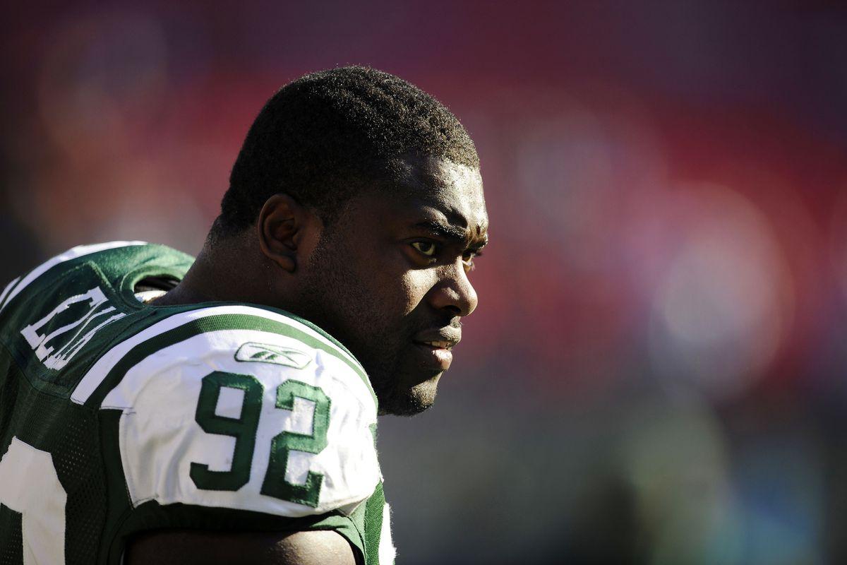 NFL: NOV 29 Panthers at Jets