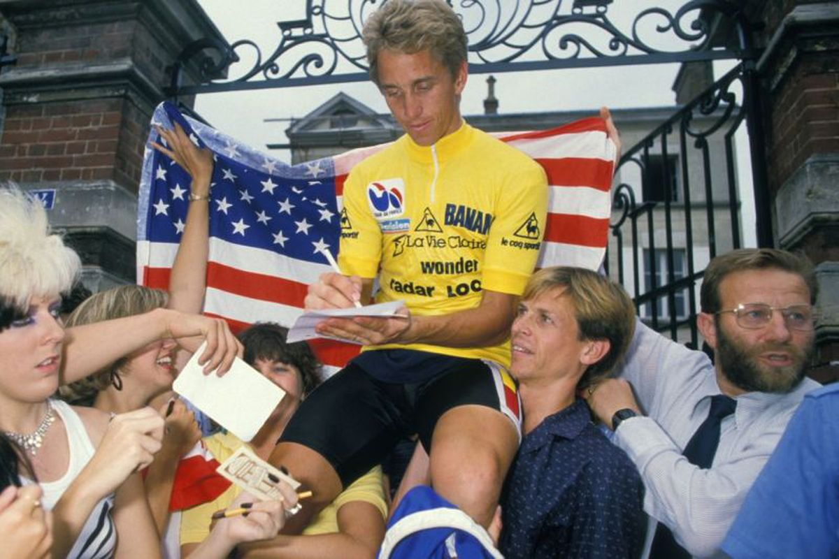 Greg LeMond - The Comeback, by Daniel de Visé