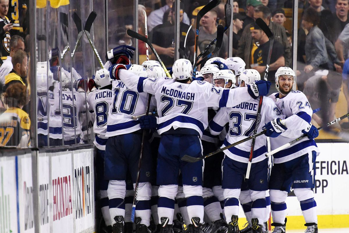 The Tampa Bay Lightning Took 80 Games To Lose Their 20th How Long