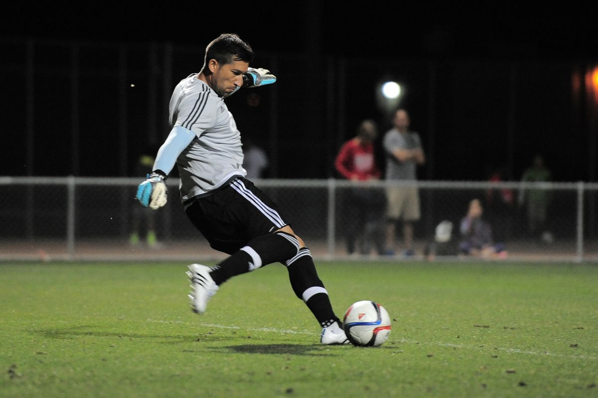 Expect to see the ball at Luis Marin's feet quite often this season.