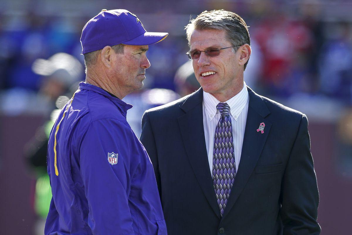 NFL: Kansas City Chiefs at Minnesota Vikings