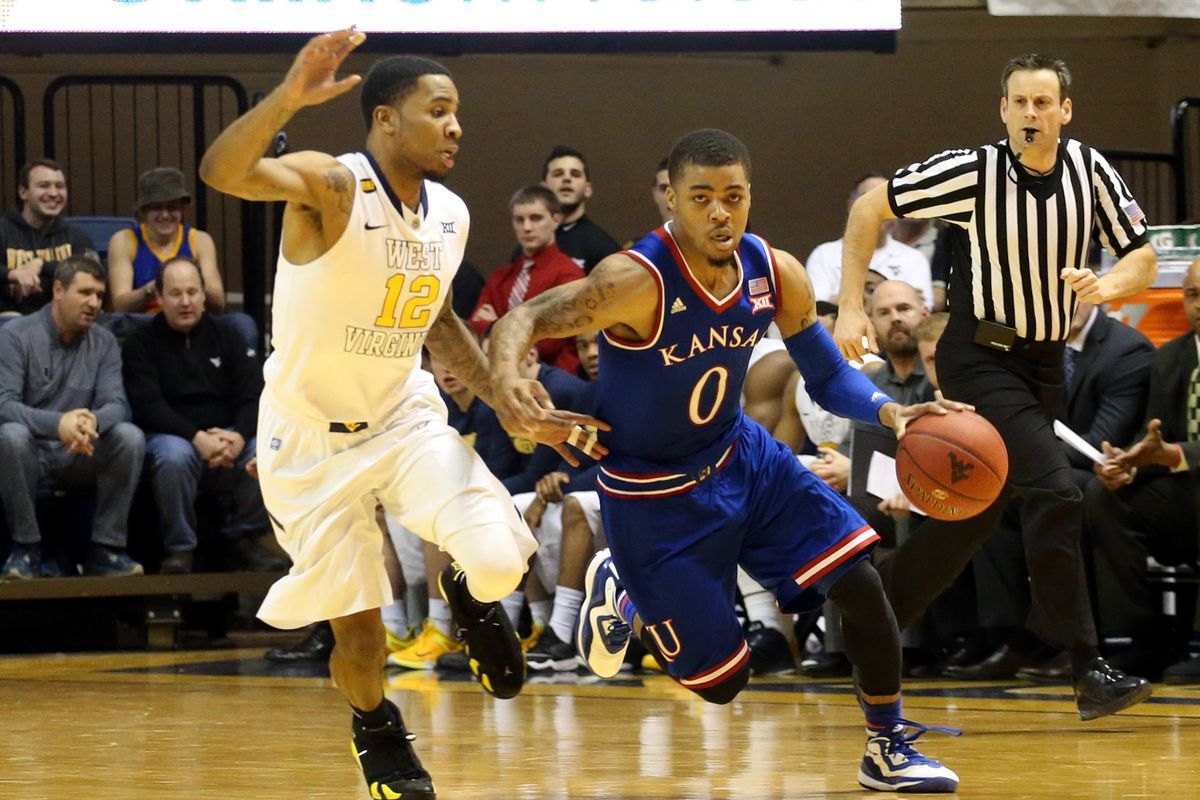 West Virginia vs. Kansas Basketball Preview & How To Watch: #10 Mountaineers Host #1 Jayhawks ...