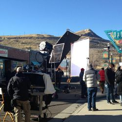 """""""Andi Mack"""" production set in Utah. The Disney Channel show returns to Utah this year to film its second season."""