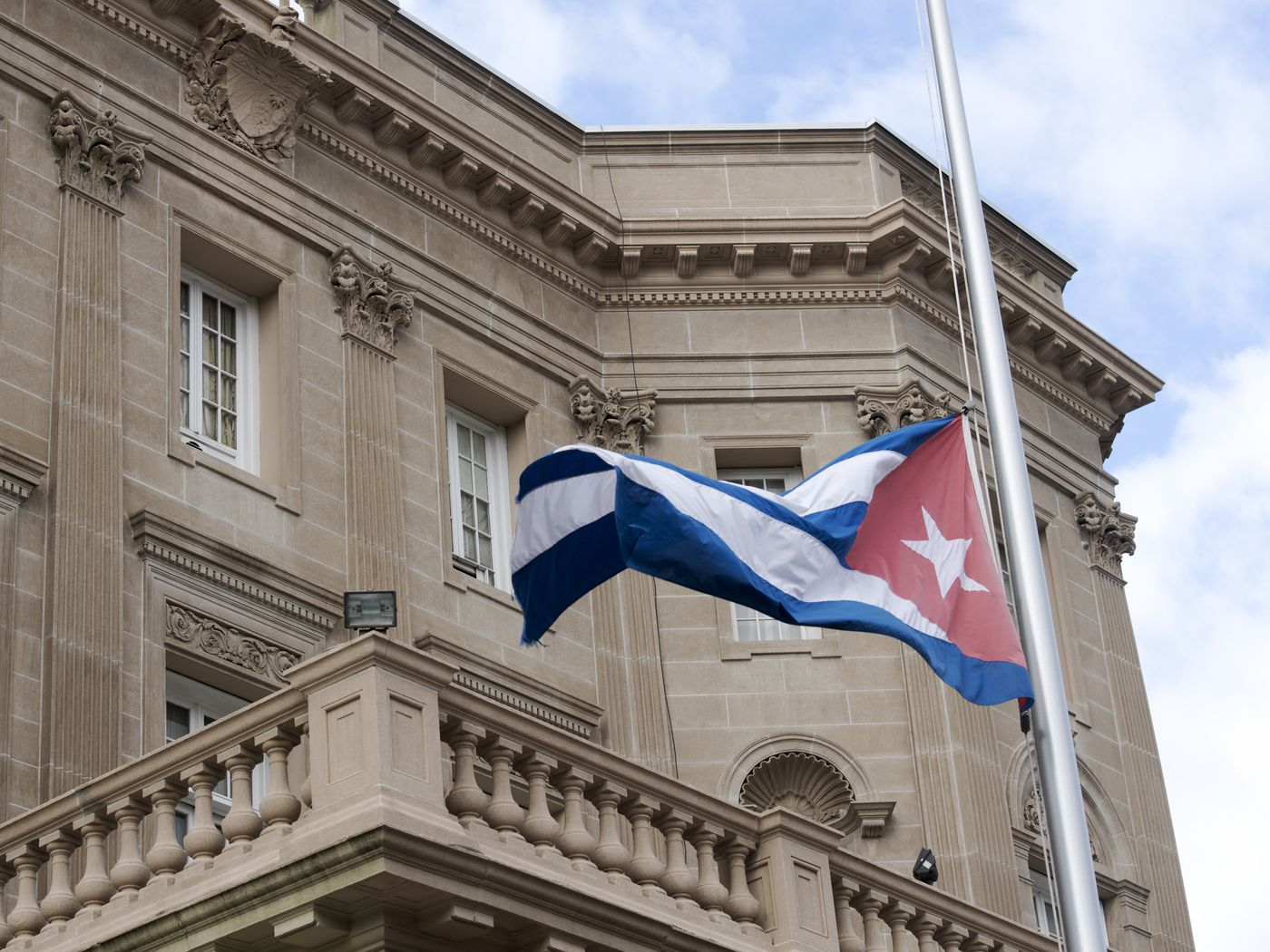 The US may close its embassy in Cuba after possible sonic weapon