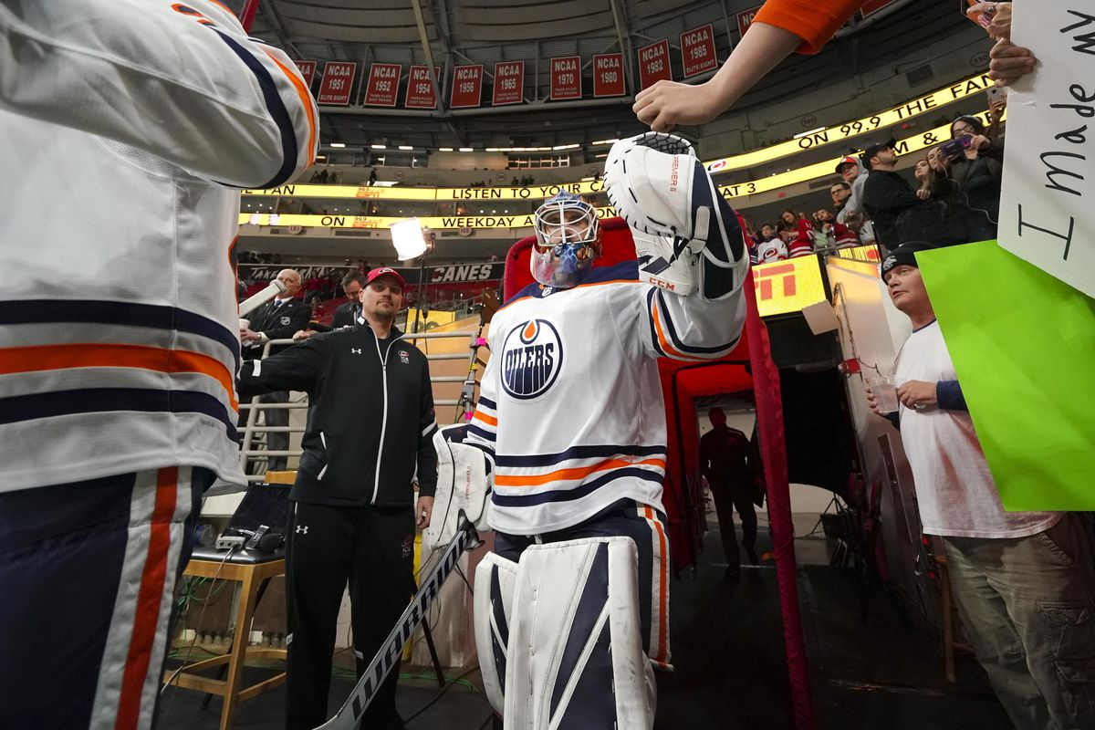 Nhl Pacific Division Round Up Edmonton Oilers Against The Trade