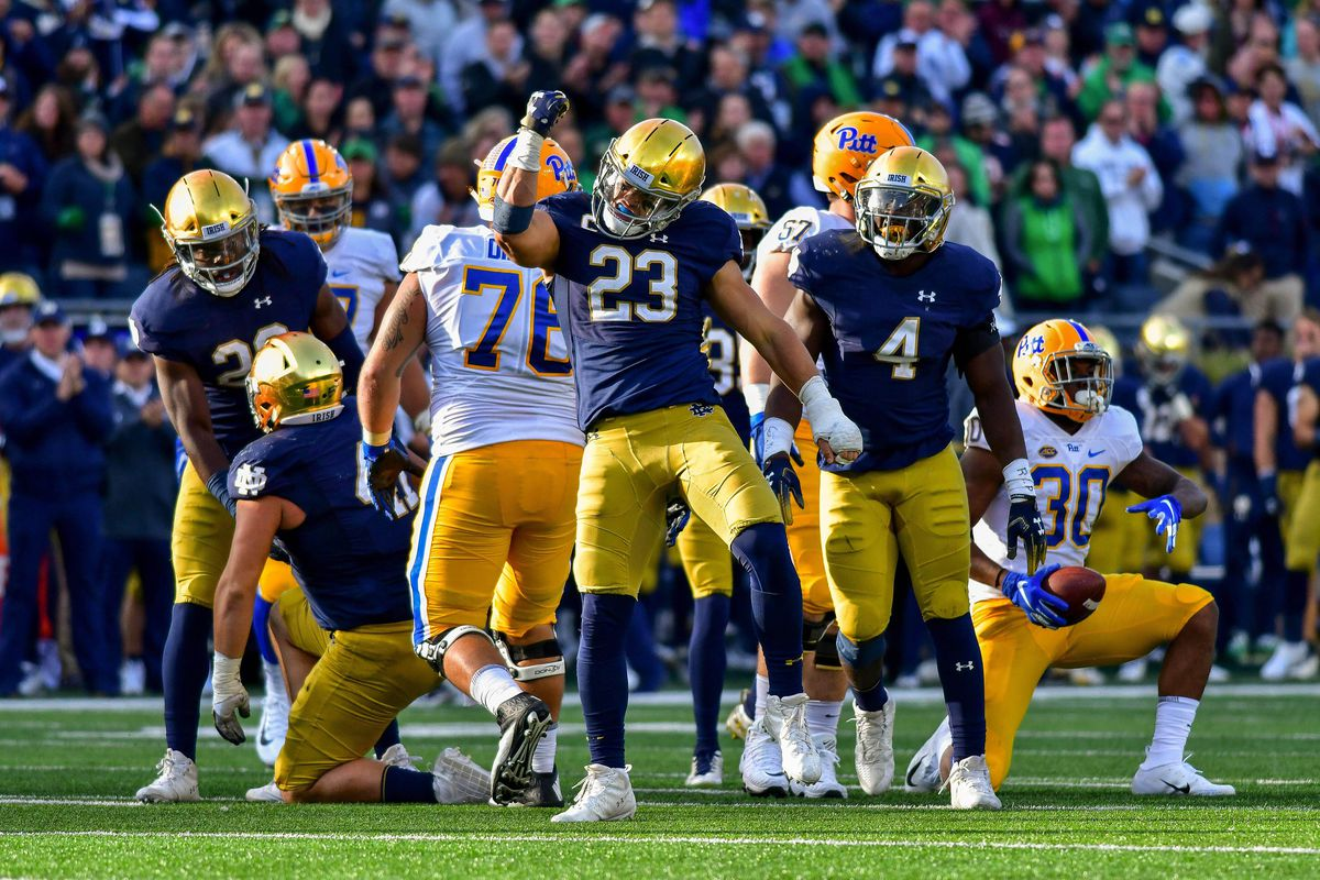 Notre Dame Football: Irish Eyes On The Future At ...
