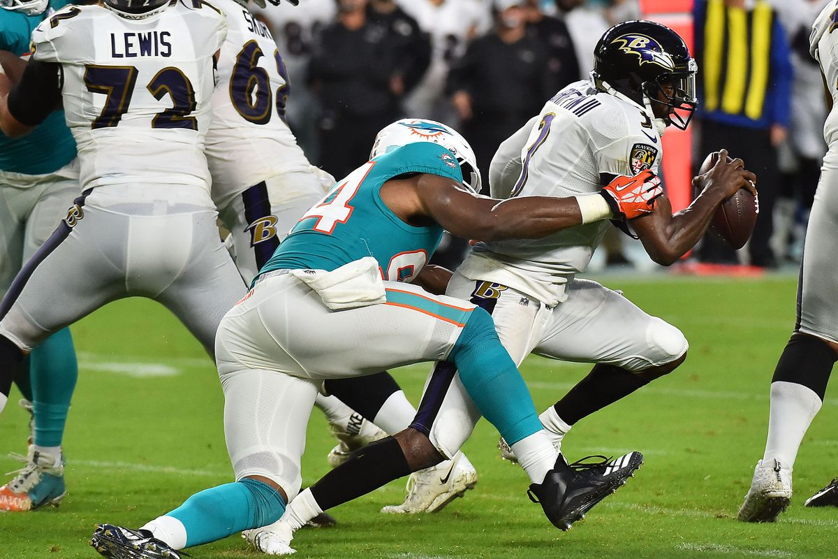 Ravens vs  Dolphins final score and immediate reactions