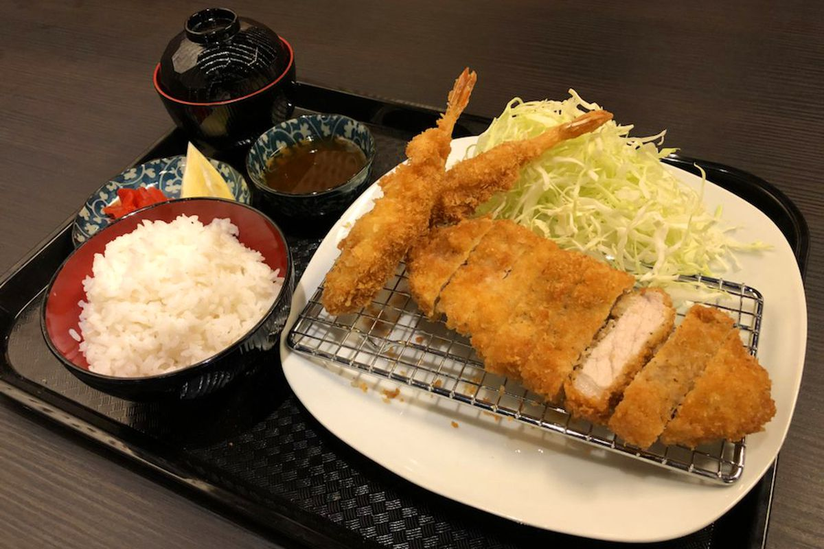 Height Japanese Cutlet