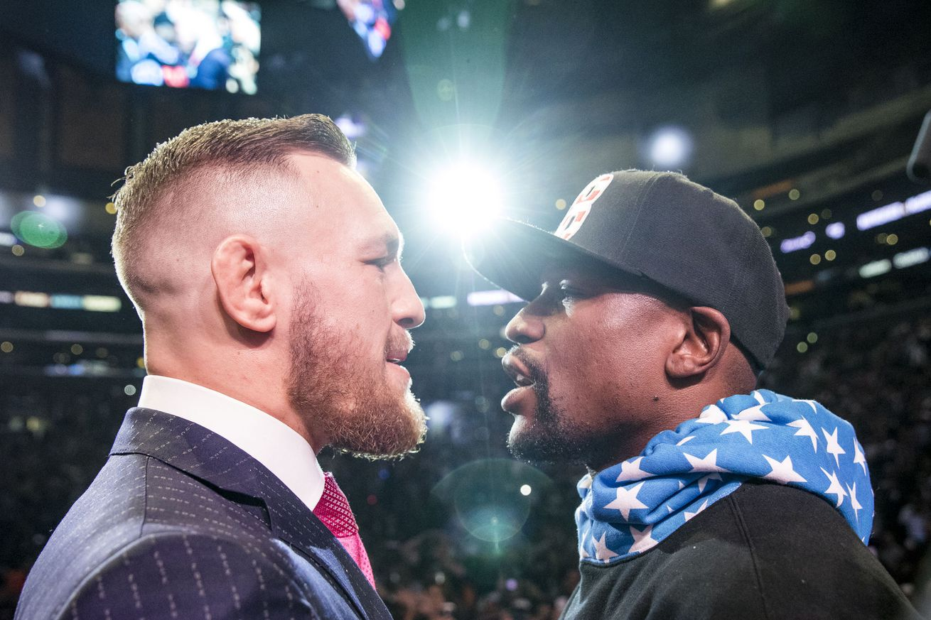 Media roundtable: MayMac World Tour, Mayweather vs. McGregor promotion, more