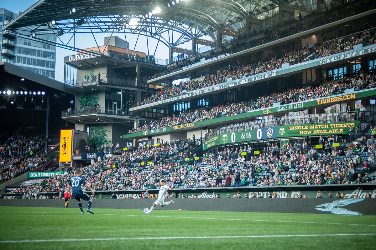 Merlo Field versus Providence Park: which one is the best fit to host T2 games?