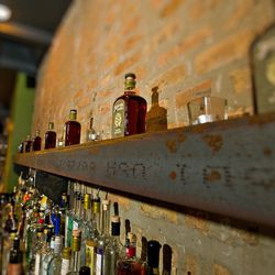 Handcrafted drinks will cost around $10