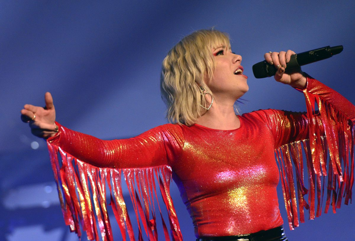 Carly Rae Jepsen Performs At The Wiltern