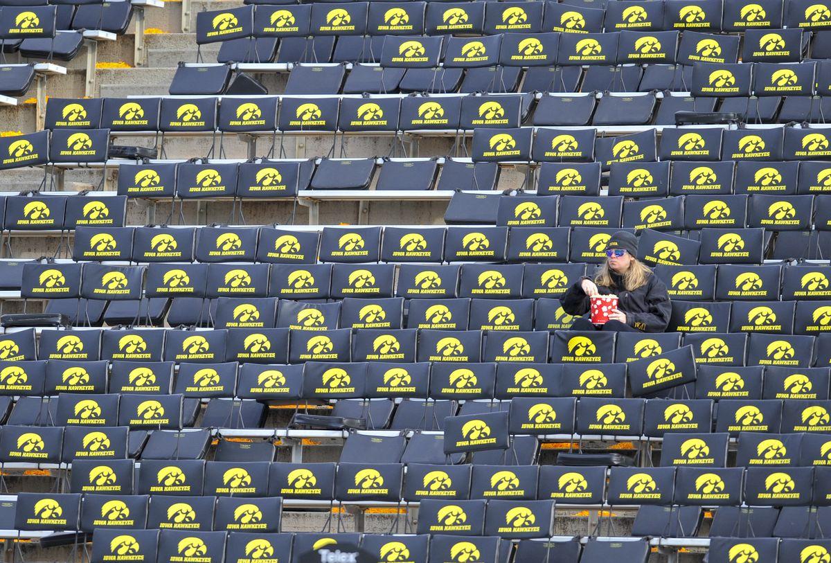 Ohio State v Iowa