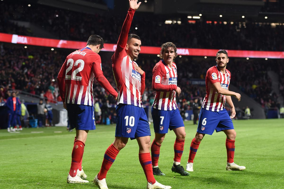 Image result for atletico madrid 3-2 valencia