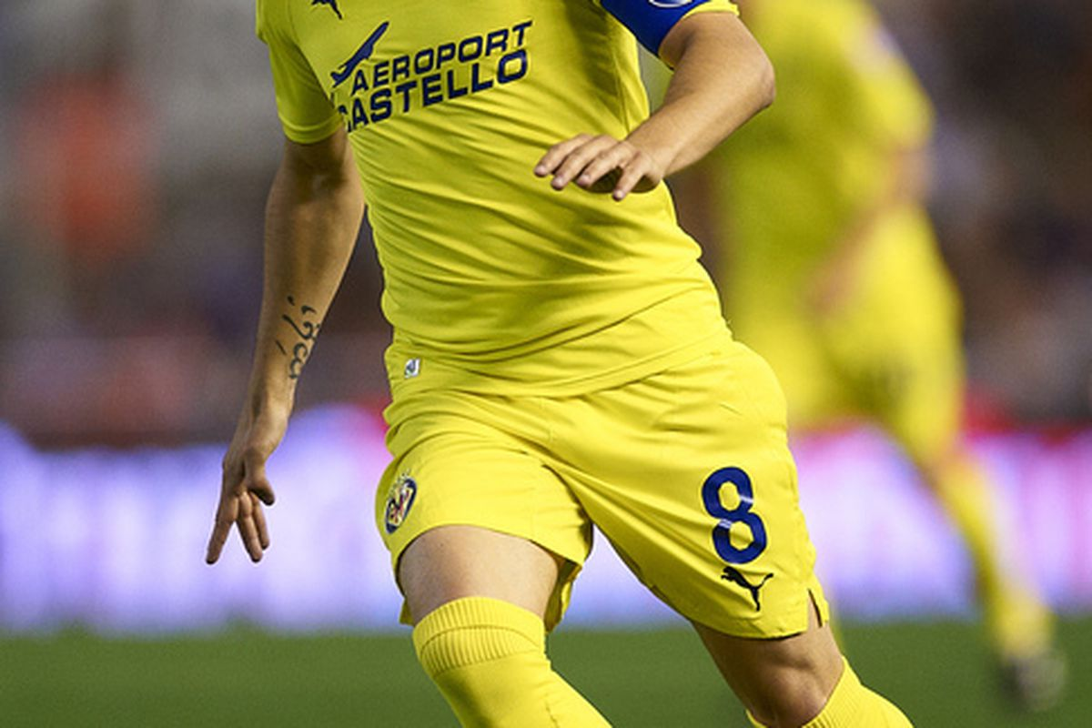 Captain Cazorla looks set to reject a potential offer from Liverpool seeking to draw him away from El Madrigal.