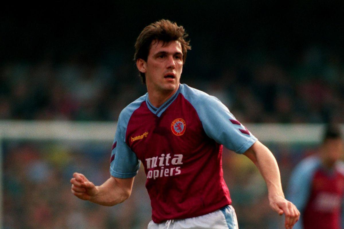 Soccer -Aston Villa (Player debut)