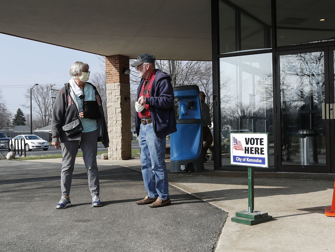 Wisconsin S Election Day Is A Public Health Disaster Pnu
