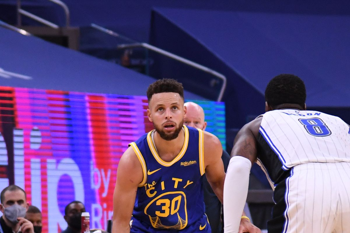 Warriors Vs Magic Can Steph Curry Lead Gsw To Three Straight Wins Golden State Of Mind