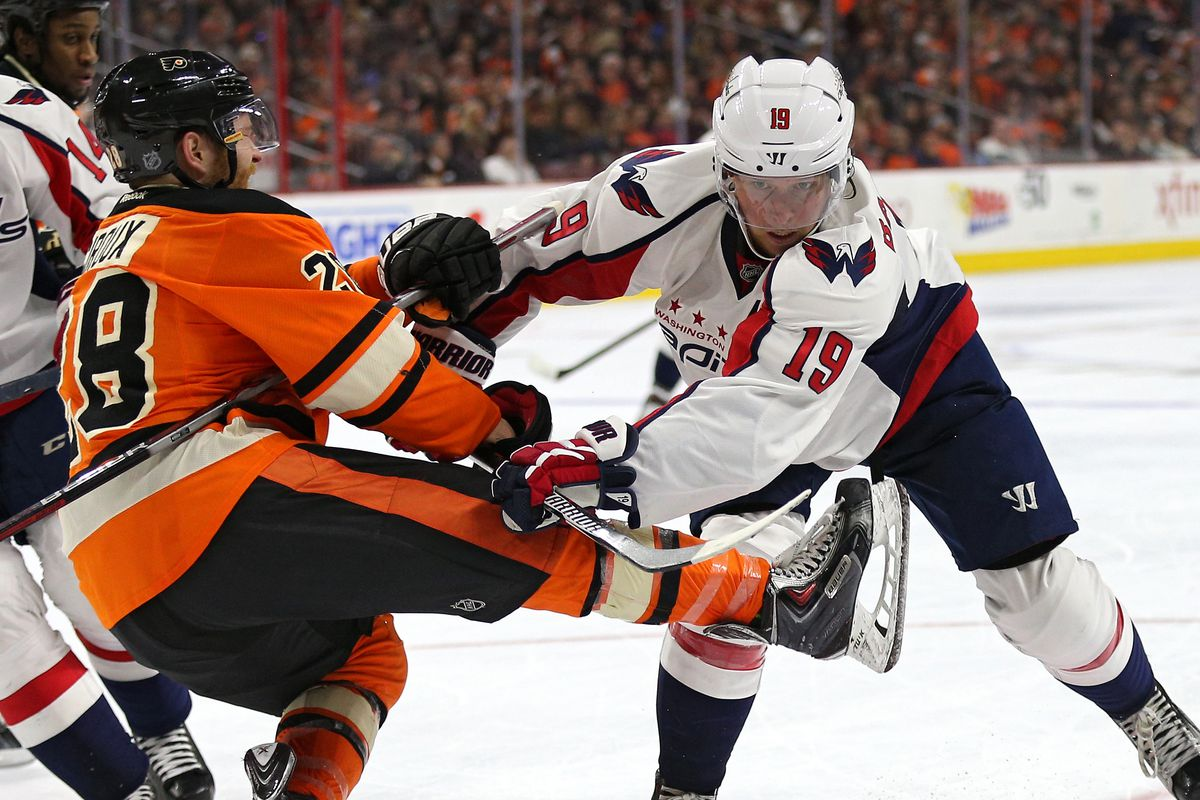 64c3e58121e Capitals Flyers  By the Numbers - Japers  Rink