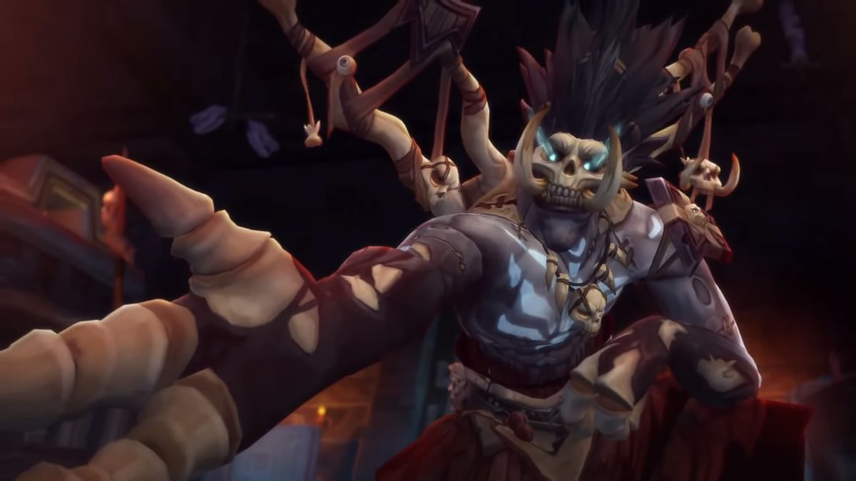 The Next World Of Warcraft Patch Will Send Players On A Murder