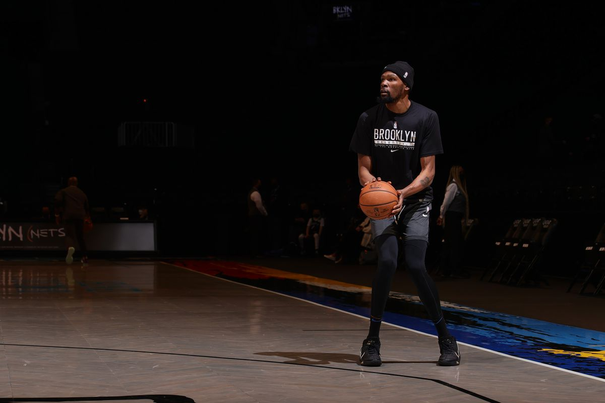 Sacramento Kings v Brooklyn Nets