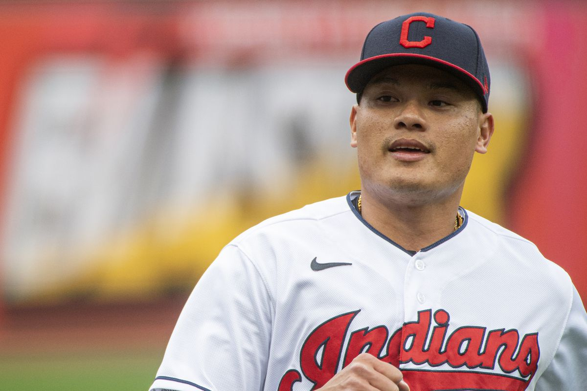 Indians infielder Yu Chang received racist messages on social media after he committed an error in Monday's game against the White Sox.