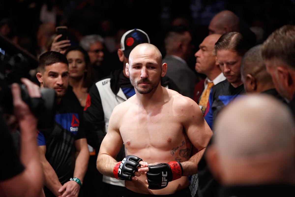 UFC 209: Vananata v Teymur